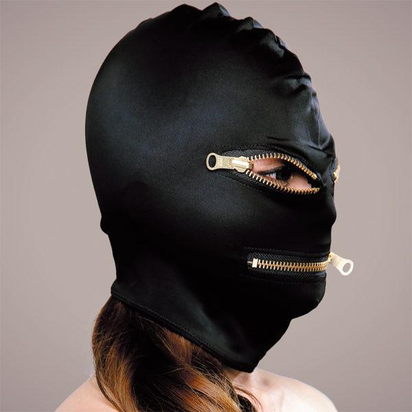 マイクロファイバージッパーマスク