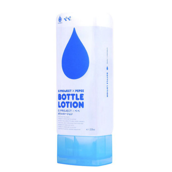 G PROJECT x PEPEE BOTTLE LOTION_01z